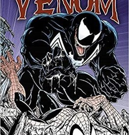 MARVEL COMICS COLOR YOUR OWN VENOM