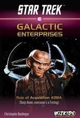 WIZKIDS STAR TREK GALACTIC ENTERPRISES