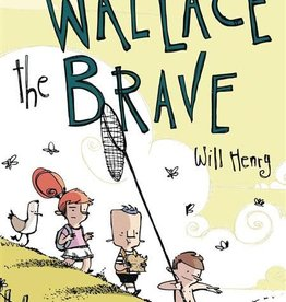 AMP! COMICS FOR KIDS WALLACE THE BRAVE YA GN VOL 01