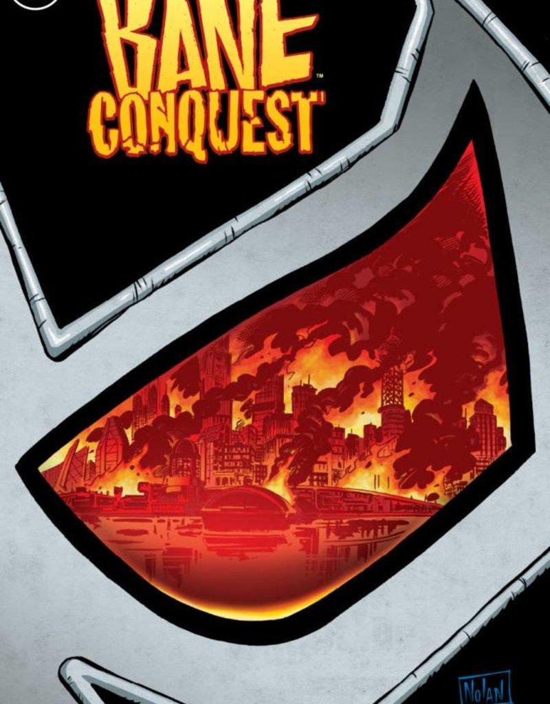 DC COMICS BANE CONQUEST TP