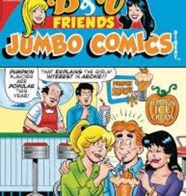 ARCHIE COMIC PUBLICATIONS B & V FRIENDS JUMBO COMICS DIGEST #264