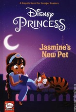 DARK HORSE COMICS DISNEY PRINCESS JASMINES NEW PET HC