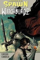 IMAGE COMICS MEDIEVAL SPAWN WITCHBLADE TP VOL 01