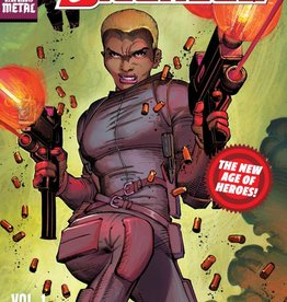 DC COMICS SILENCER TP VOL 01 CODE OF SILENCE
