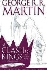 BANTAM / SPECTRA GEORGE RR MARTINS CLASH OF KINGS GN VOL 01