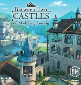 BEZIER GAMES BETWEEN TWO CASTLES OF MAD KING LUDWIG