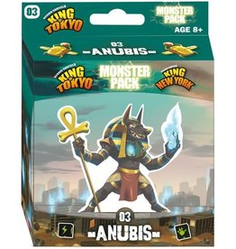IELLO KING OF TOKYO MONSTER PACK ANUBIS
