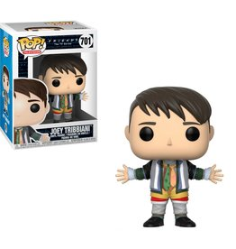 FUNKO POP FRIENDS JOEY TRIBBIANI IN CHANDLER'S CLOTHES VINYL FIG