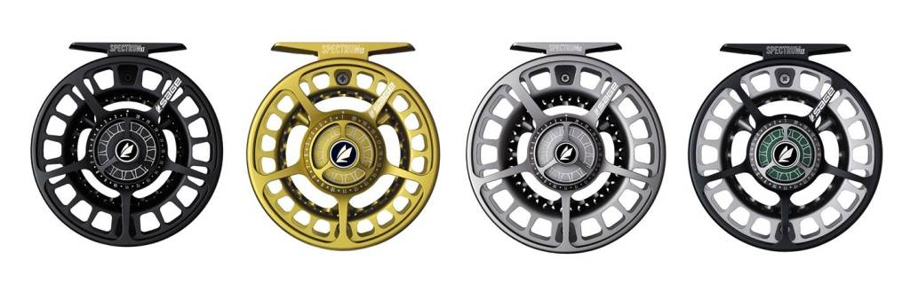 Sage Spectrum Lt. Fly Reel