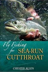 Angler's Book Supply Fly Fishing For Sea Run Cutthroat - Allen