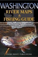 Angler's Book Supply Washington River Maps & Fishing Guide