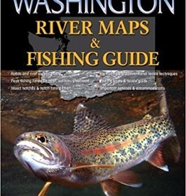 Angler's Book Supply Washington River Maps & Fishing Guide