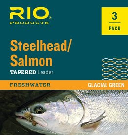 RIO Salmon Steelhead Leader (3 Pack) 9' -