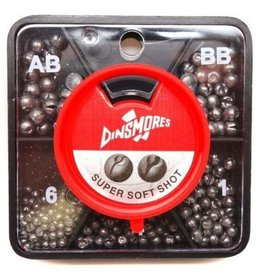 Angler Sports Group Shot Dispenser, 5 shot - Black