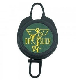 Dr. Slick Retractor, Nylon Cord - Green