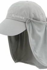 Simms Bug Stopper Sunshield Hat - Smoke