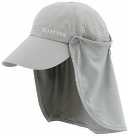 Simms Bug Stopper Sunshield Hat - Smoke