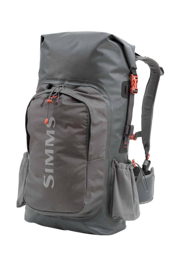 Simms Dry Creek Backpack - Gunmetal