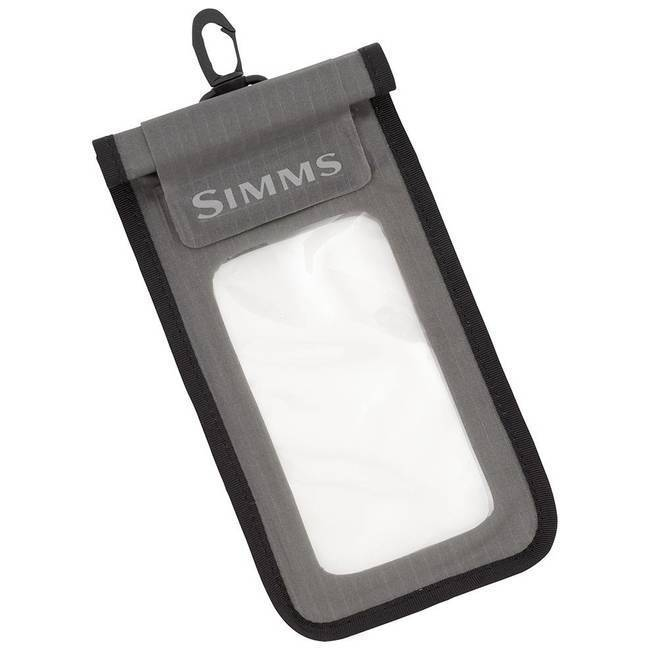 Simms Waterproof Tech Pouch - Large