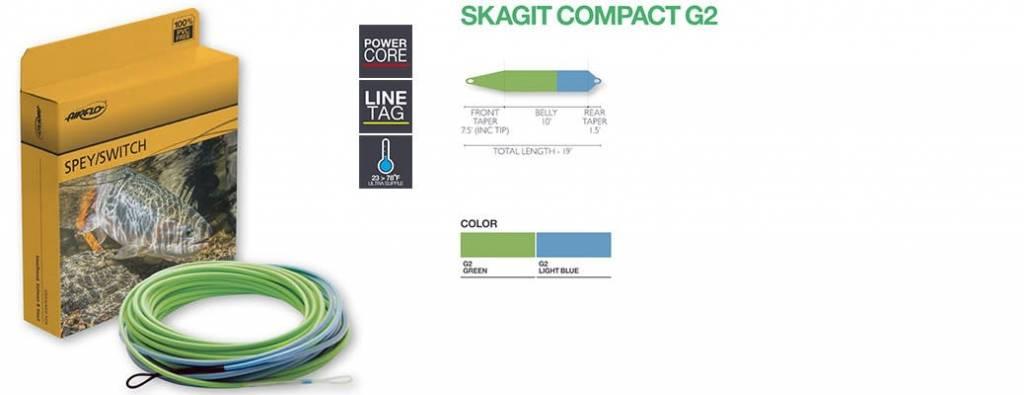 Airflo Skagit Compact G2 -