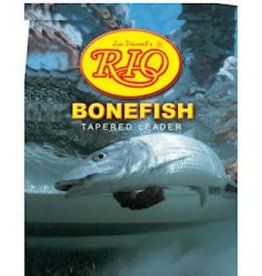RIO Bonefish Leader, 3 pack