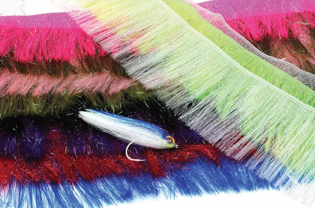 Hareline Dubbin Baitfish Emulator Flash