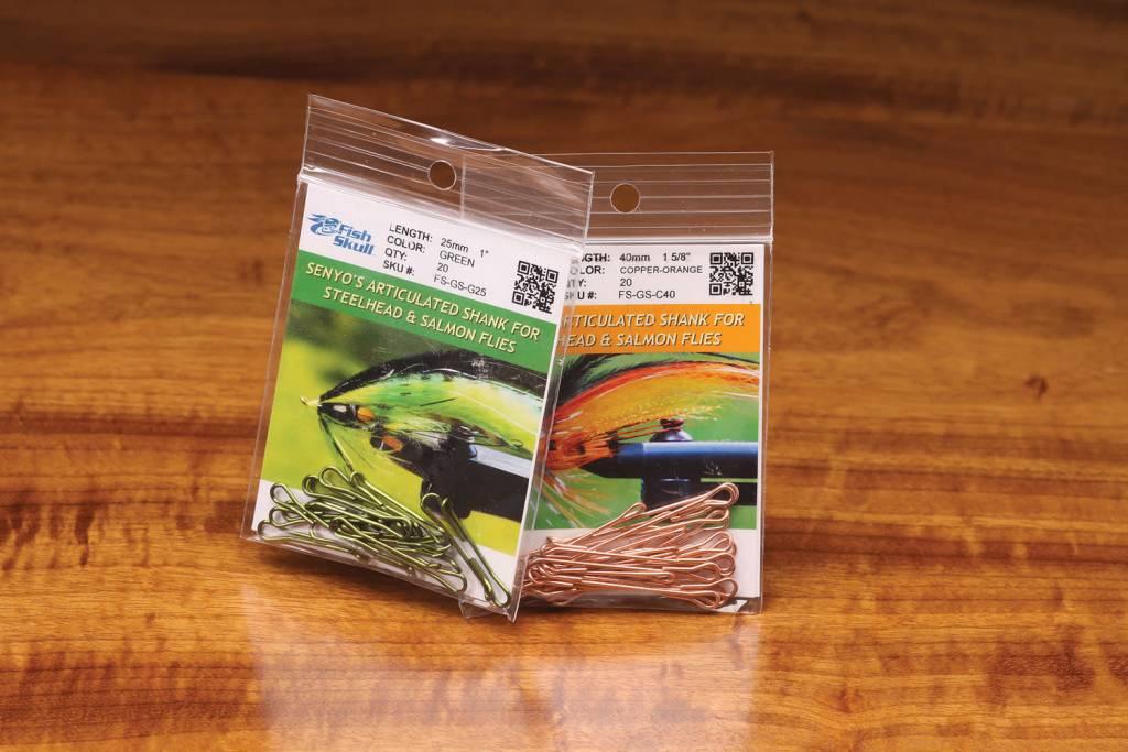 Flymen Fishing Company Senyo's Articulated Shank, 40mm -