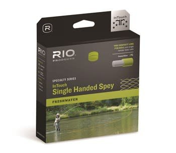 RIO InTouch Single Hand Spey Line -