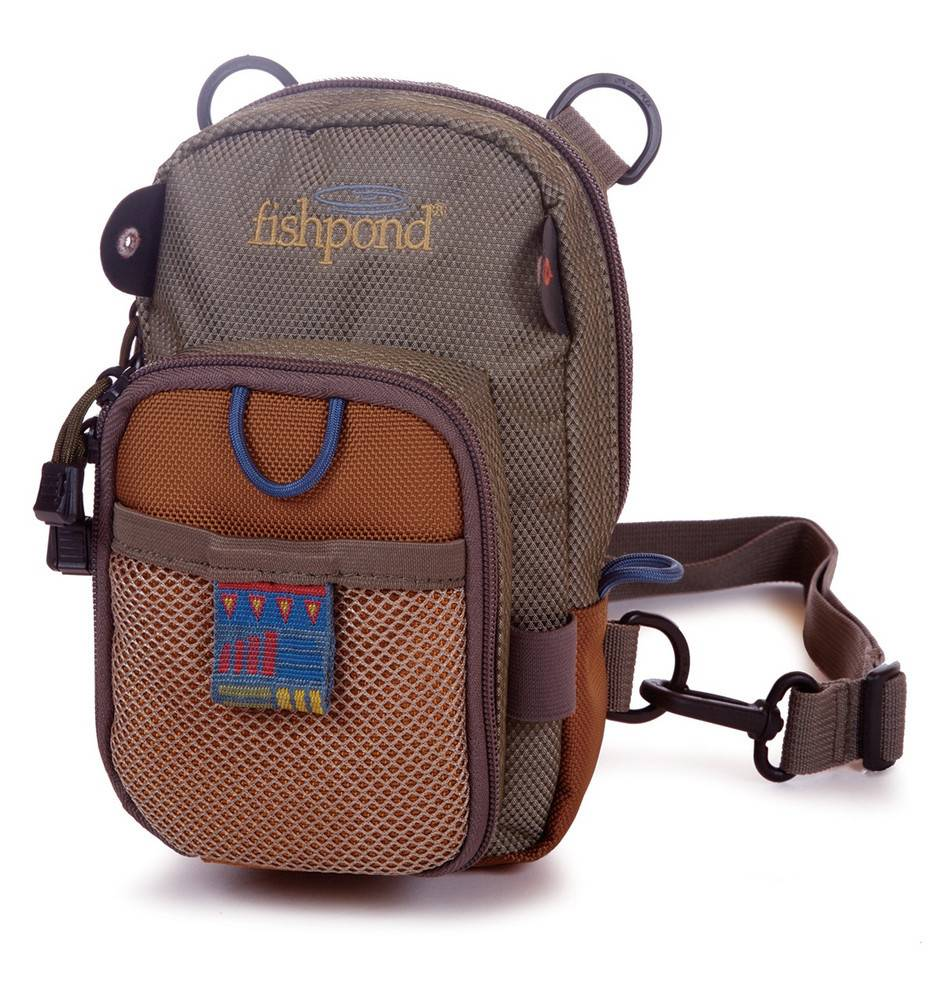 fishpond San Juan Vertical Chest Pack -