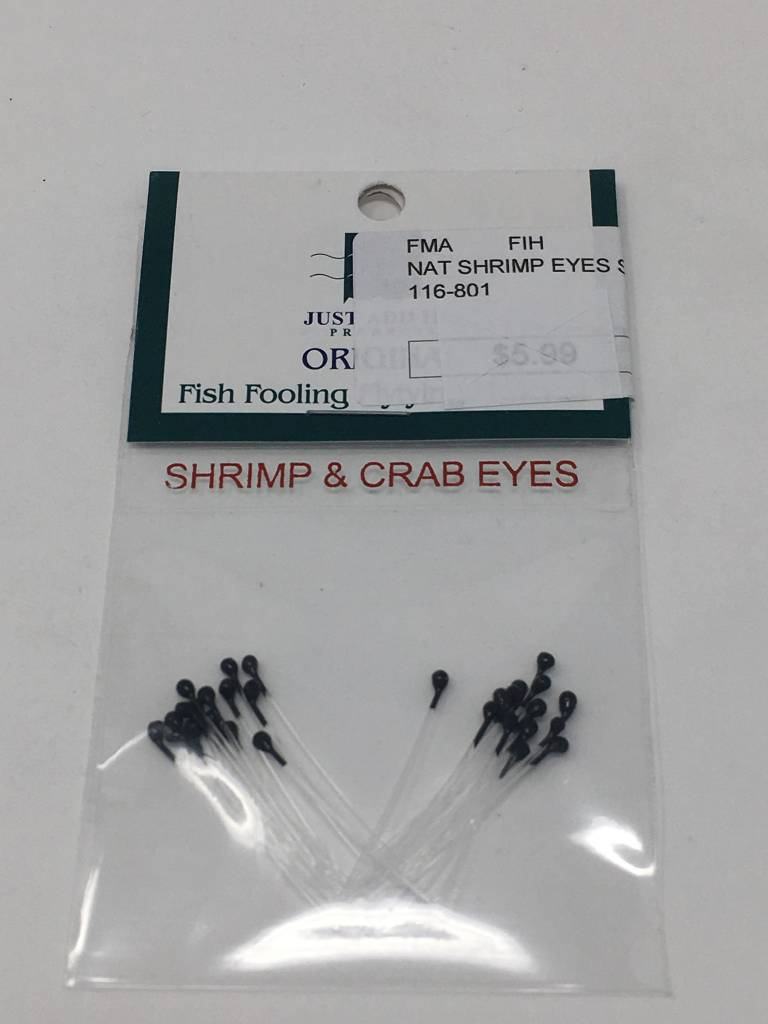 Fish Hunter Natural Shrimp Eyes -