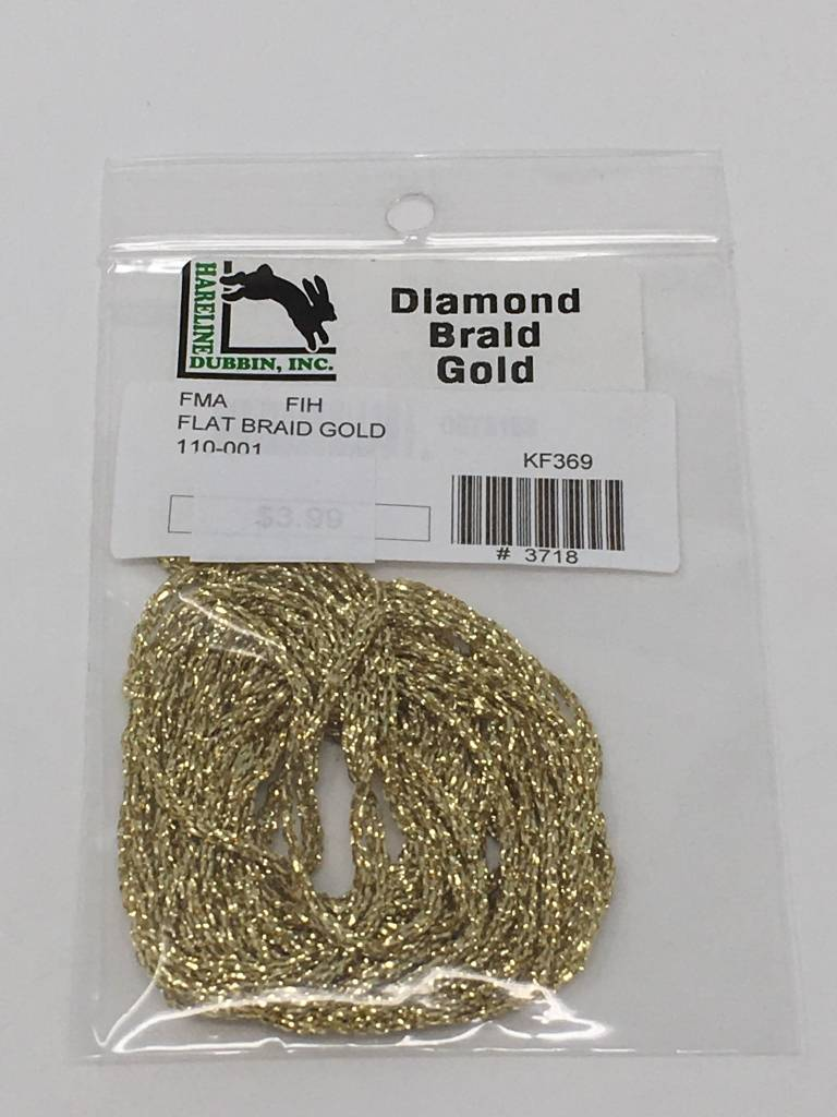 Fish Hunter Diamond Braid -