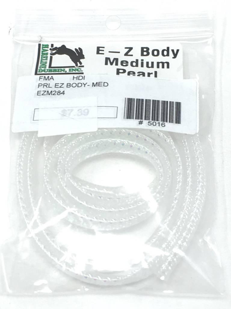 Hareline Dubbin Pearl EZ Body