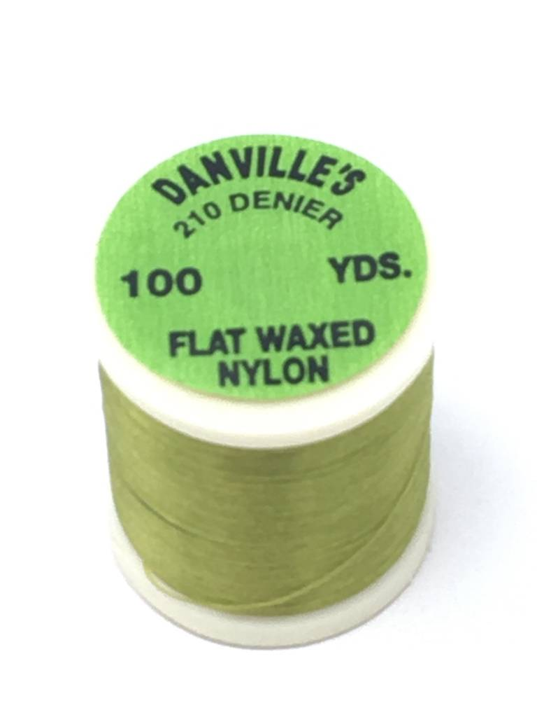 Fish Hunter Flat Wax Nylon 100 -