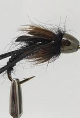 Double Bead, Cone Head Stonefly Nymph,