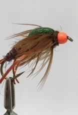 Hot Bead Stonefly Nymph -