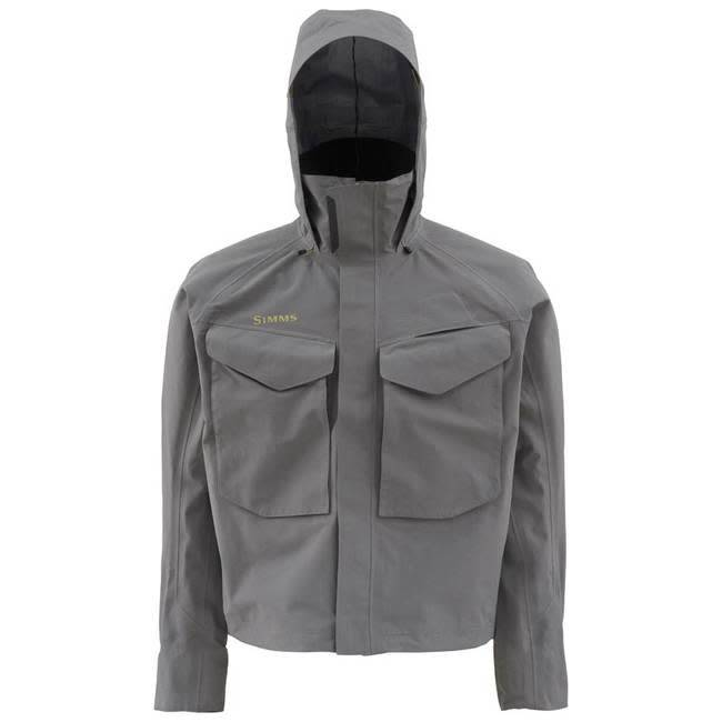 Simms Guide Jacket, Iron -