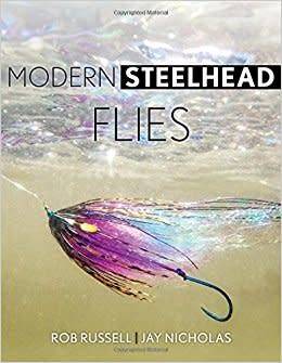 Angler's Book Supply Modern Steelhead Flies, Russell, Nicholas