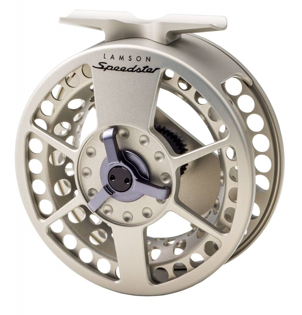 Waterworks-Lamson Speedster Reel -