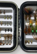 Patrick's Cedar River- Western Washington Trout Fly Selection in Box