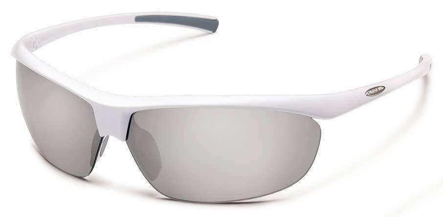 Suncloud Zephyr -  White/Silver