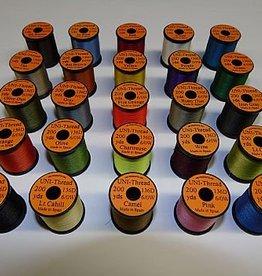 UNI Thread, 50 yard spool, (A - L) -
