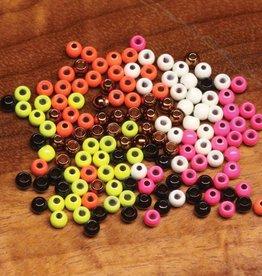 Hareline Dubbin Dazzle Brass Beads -