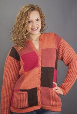 The Sweater Venture Stripes & Blocks ButtonUp