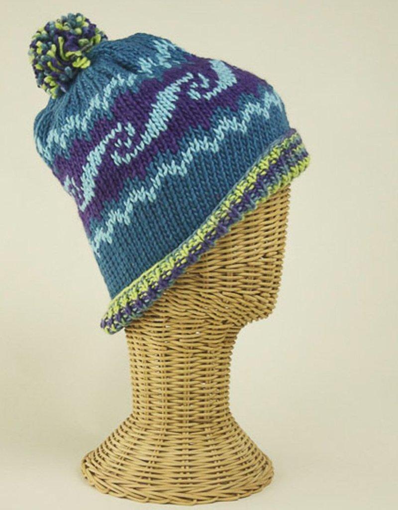 The Sweater Venture Icelandic Cotton Ski Cap