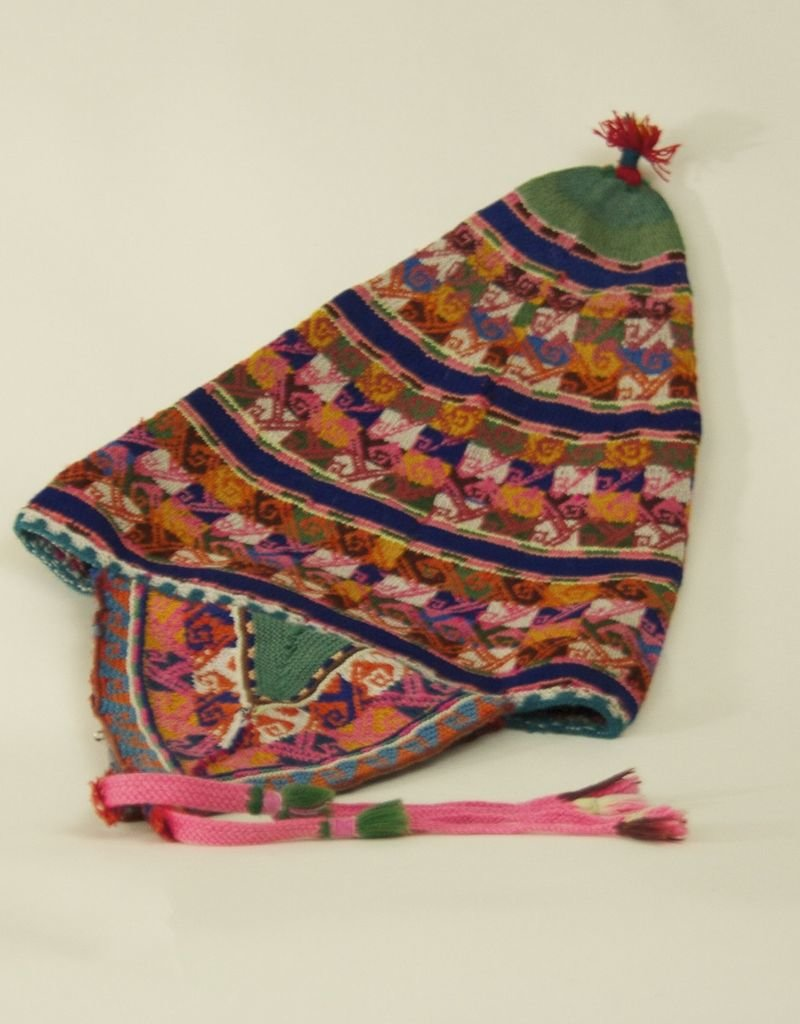 The Sweater Venture Ch'ullo from Bolivia