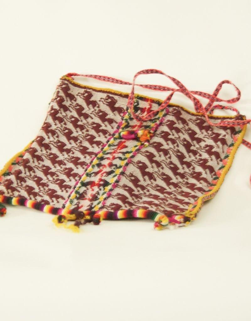 The Sweater Venture Chuspa from Candelaria Bolivia