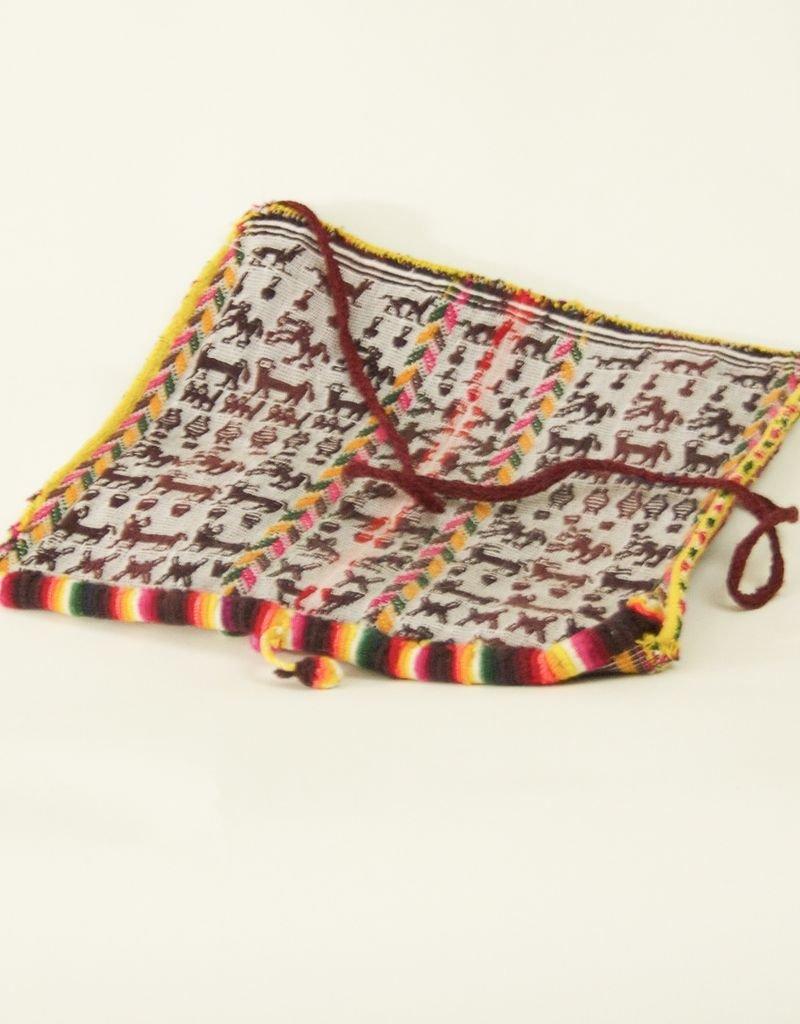 The Sweater Venture Chuspa from Tarabuca Bolivia