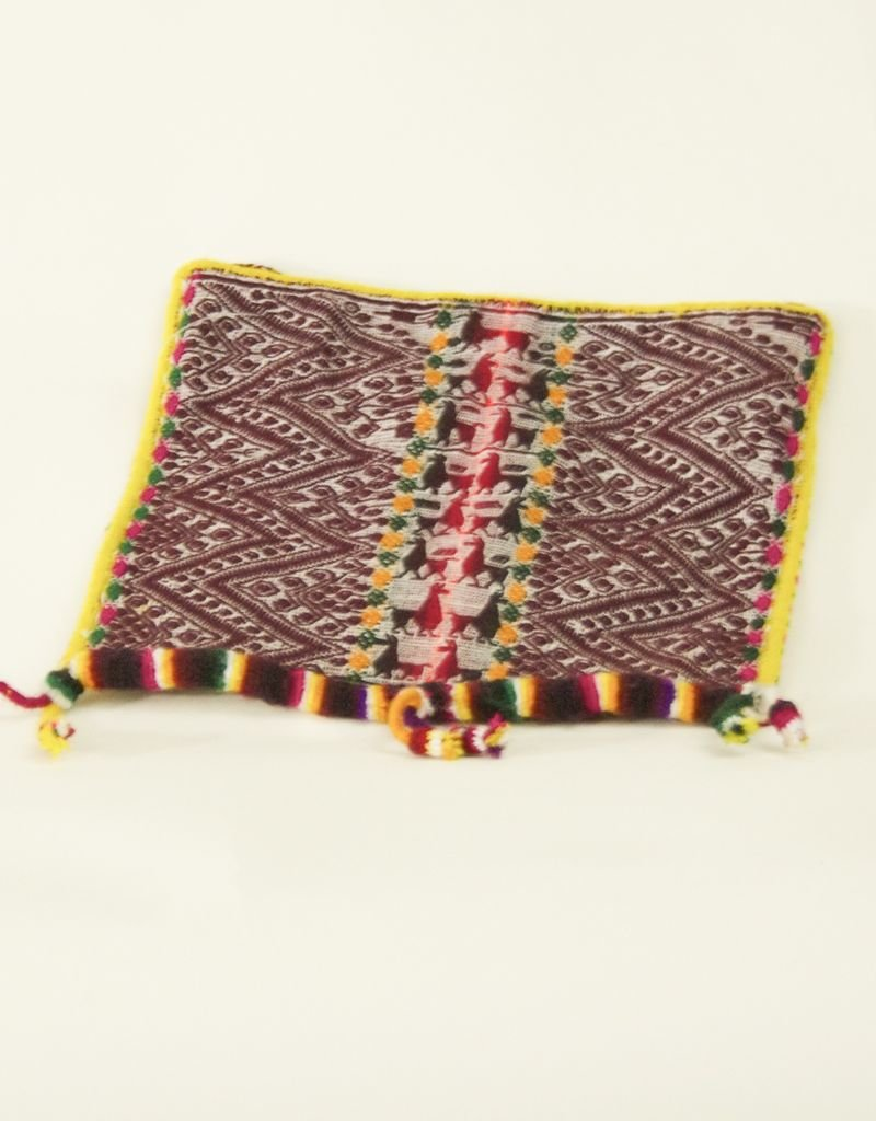 The Sweater Venture Chuspa from Tamoroco Bolivia