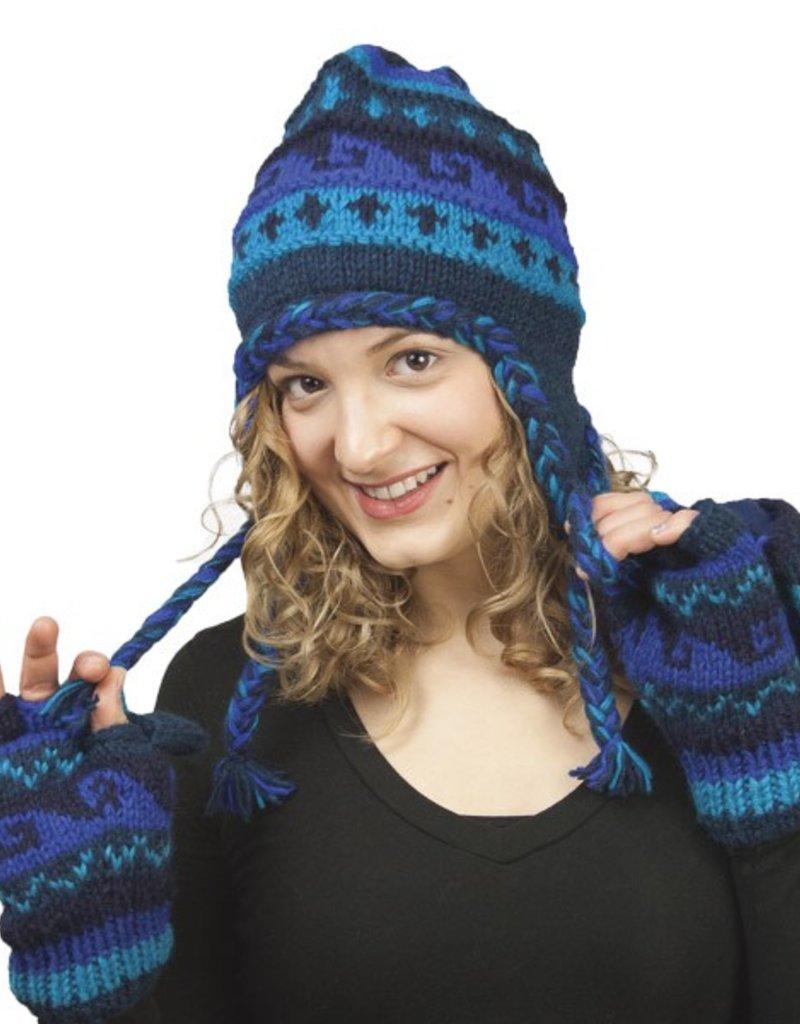 The Sweater Venture Snowfox Fleece-lined Convertibles