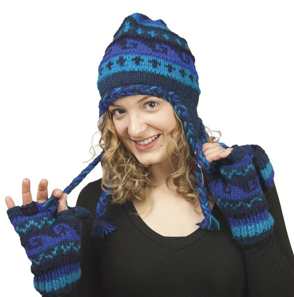 The Sweater Venture Snowfox Fleece-lined Convertibles